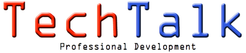 TechTalk Professional Development
